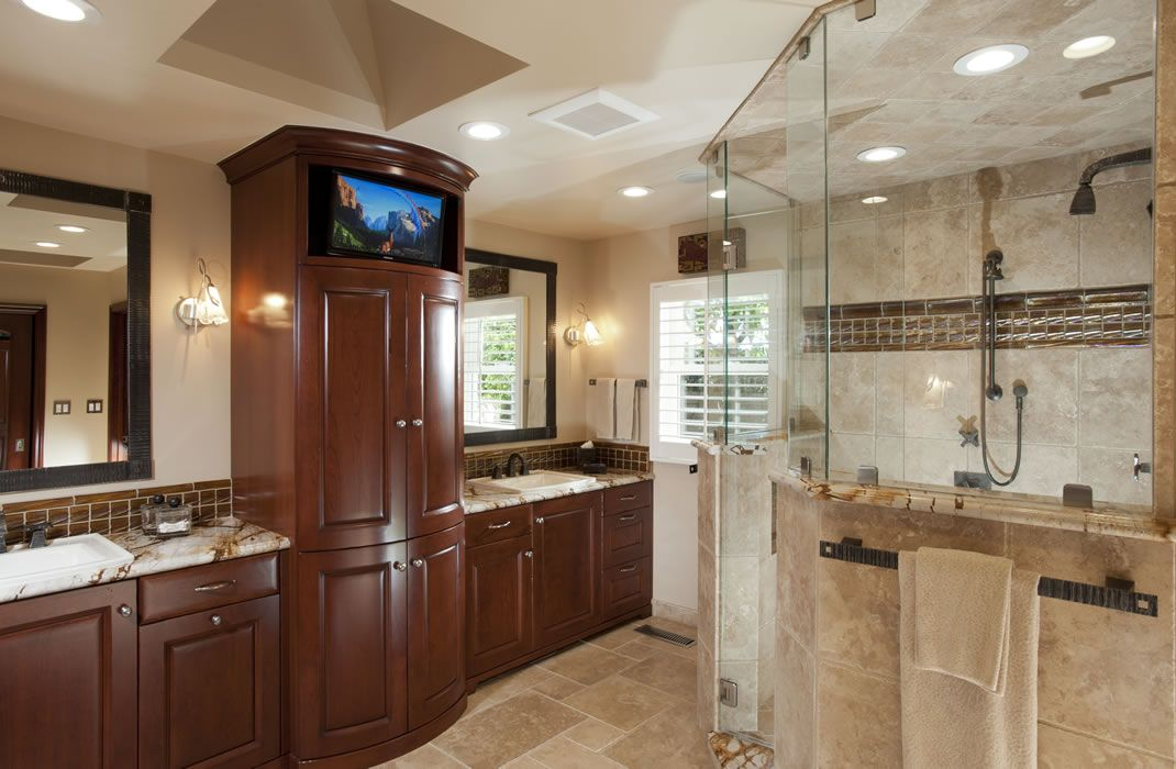 master bathroom layout saratoga home remodeling spotlight gallery cage design build - Bathroom Remodel Layout
