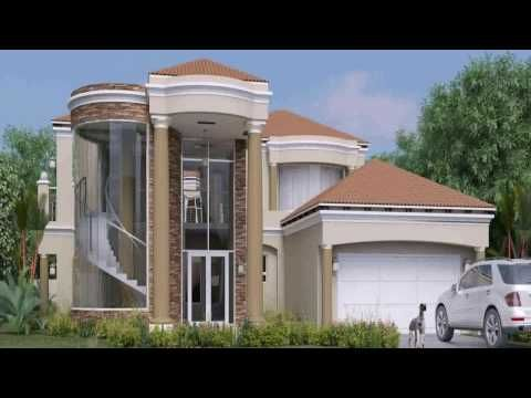 Latest Bungalow House Design In Nigeria Youtube Hot In