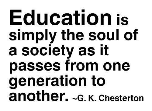 Educational Quotes Alluring Education Passes From Generation To Generationthink Success . Design Inspiration