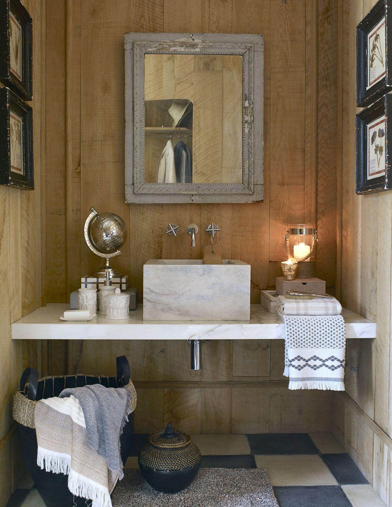 İlham Veren 14 Küçük Banyo Dekorasyon Önerisi