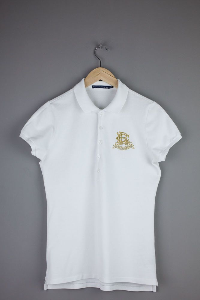 gold ralph lauren shirt