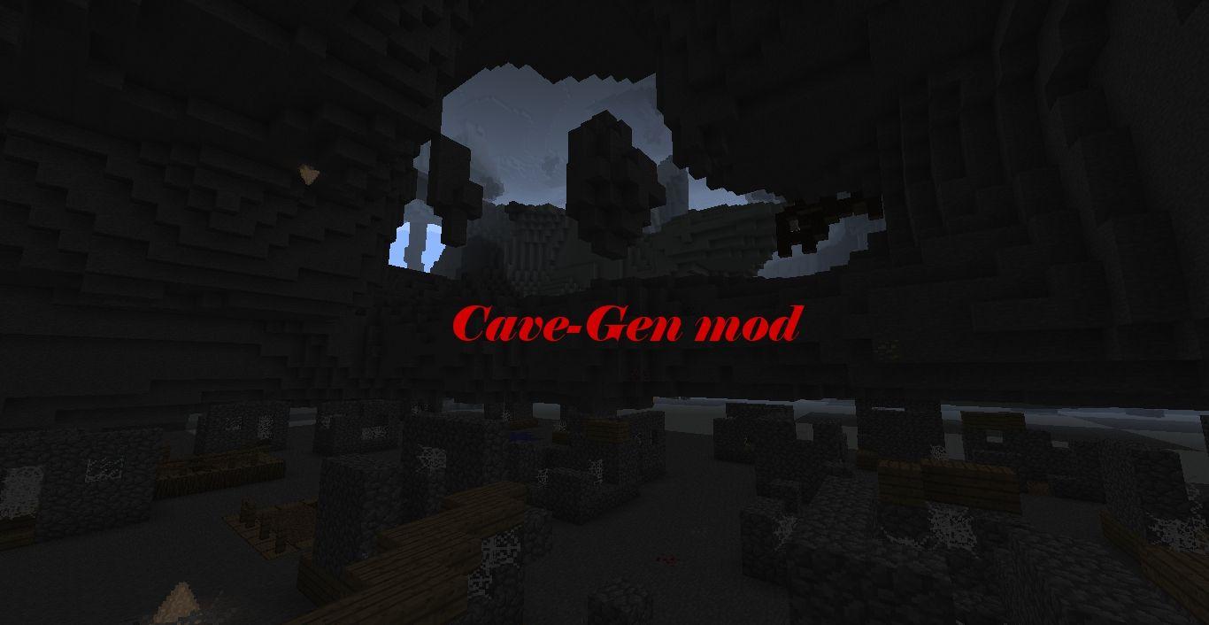 Cave Gen Minecraft 1 13 Mods Minecraft Mods Minecraft 1 și