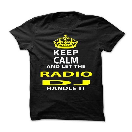 Keep Calm & Let The Radio DJ Handle It