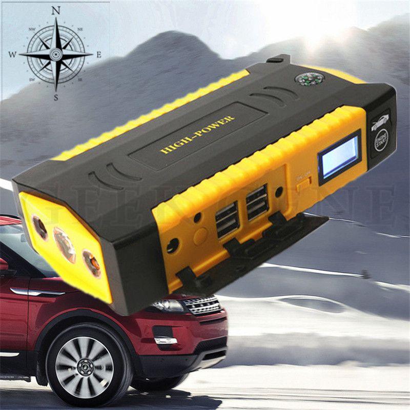 12 V Benzin Diesel Multifunktions Auto Starthilfe 600a Spitzen