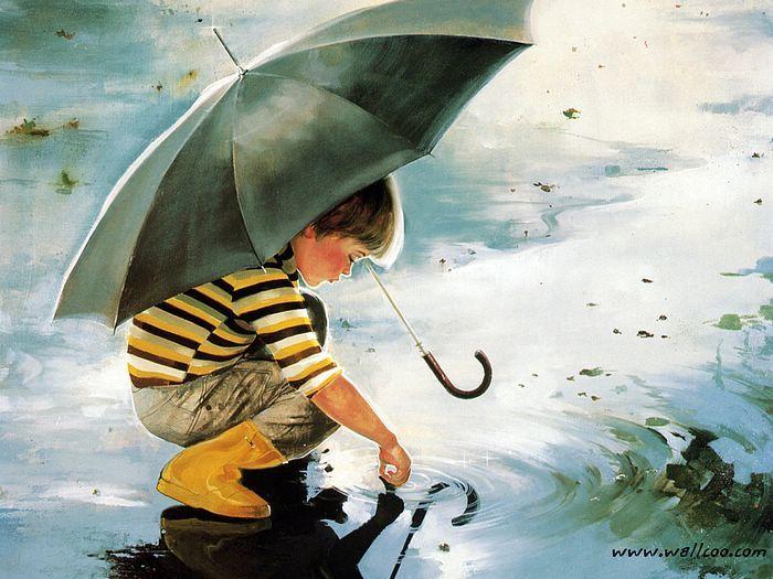 cute oil painting wallpapers wwwpixsharkcom images