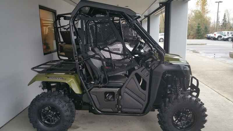 New 2017 Honda Pioneer 500 Green Atvs For Sale In Washington 2017 Honda Pioneer 500 Green Come Visit Hinshaw S Motorcy Honda Pioneer 500 Motorcycle Store Atv