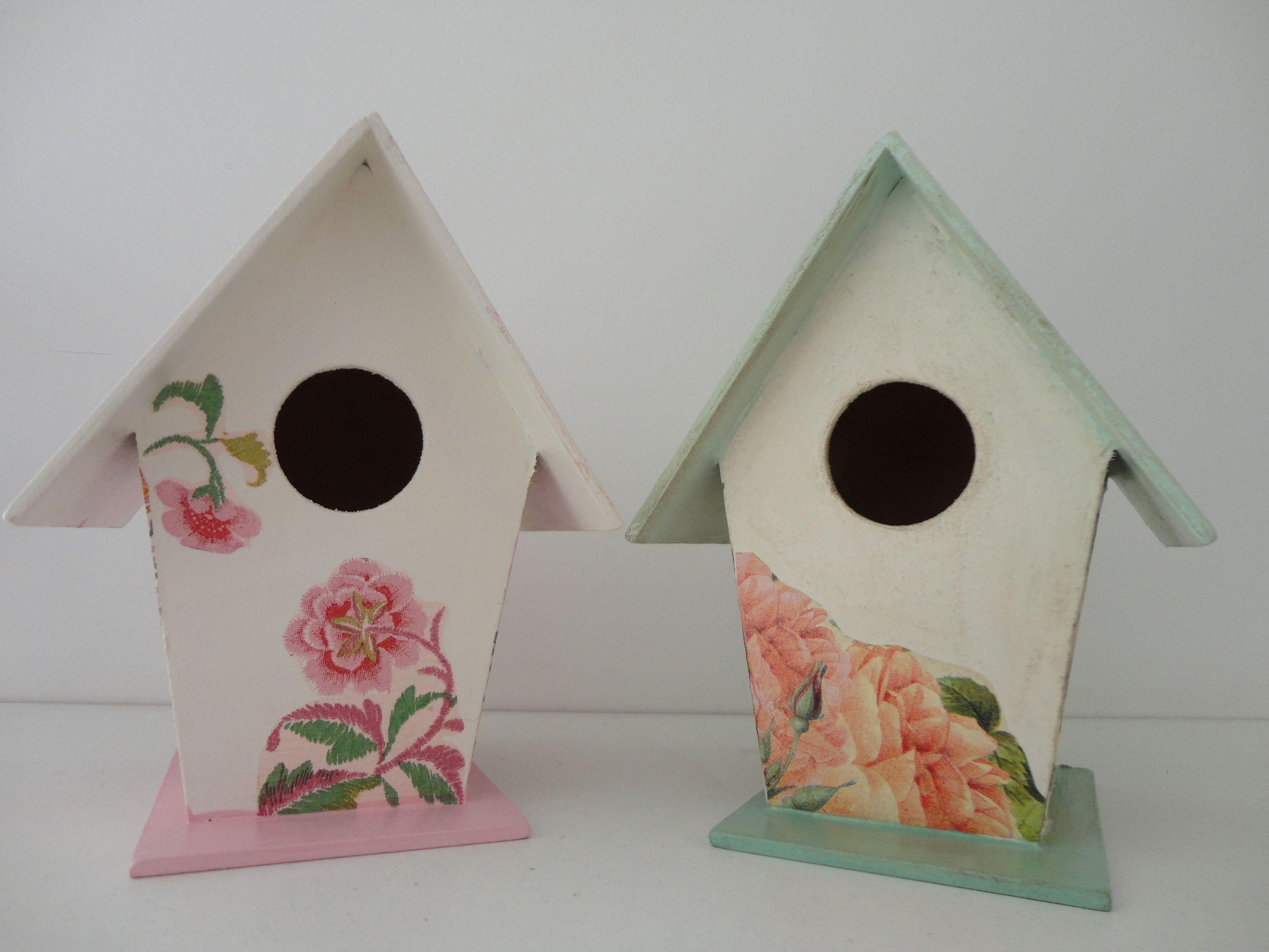 Casita de p jaros bird 39 s house tienda vp objetos deco - Casa para pajaros ...
