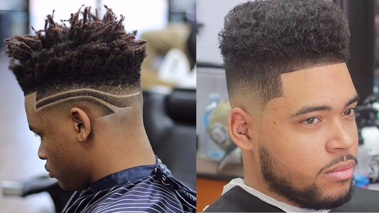 Hairstyles For Black Men Interesting 10 Best Fade Hairstyles For Black Men 20172018  10 Stylish Fade