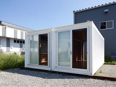 Do shipping container houses make sense for disaster relief housing ...