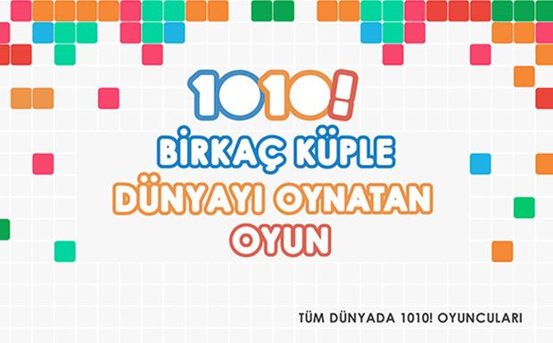 İNFOGRAFİK: Gram Games'den, Çarpıcı Rakamlarla 1010! Oyunu