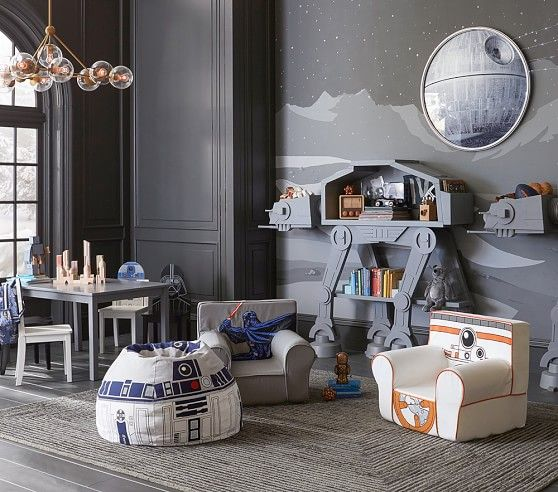 Pinterest Bedroom Star Wars Our Fifth House My Star Wars Loving