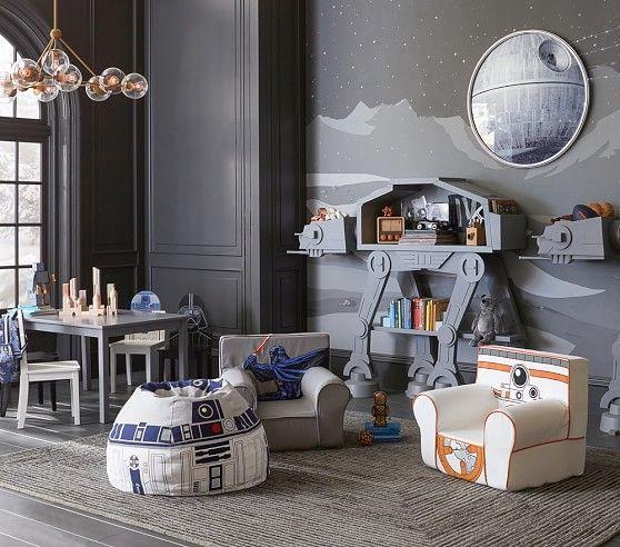 Star Wars Playroom Decor Pottery Barn Kids Star Wars Boy Star