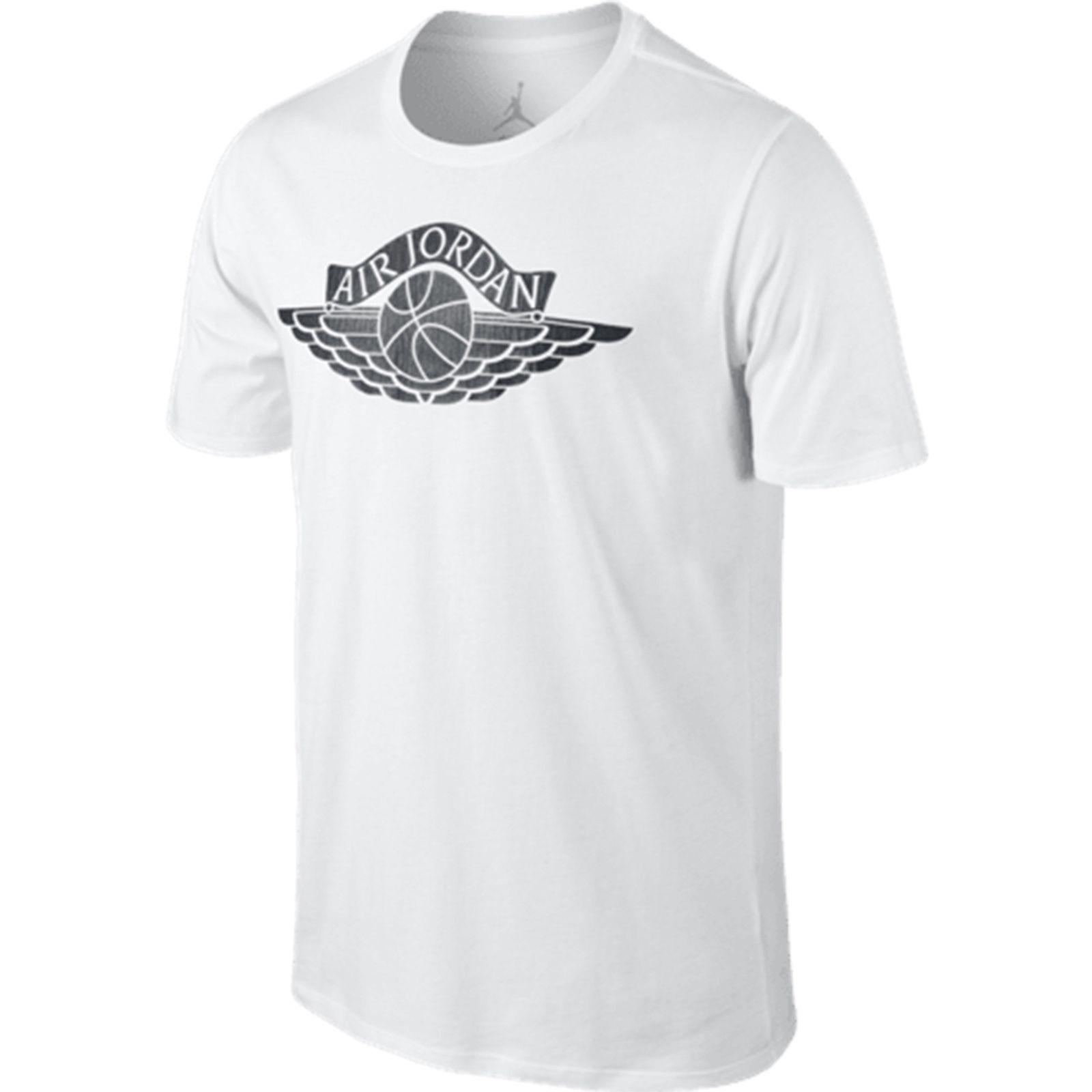 Cool Brand New Air Jordan 1 Wings T-Shirt Men's Fashion Apparel 2017-2018