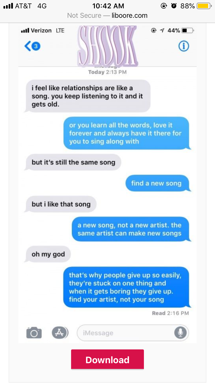 Find Your Artist And Change Up The Songs Songs Getting Old Finding Yourself