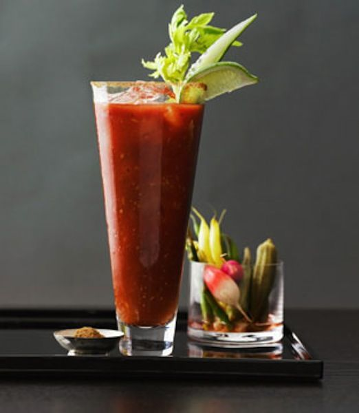 World's Best Bloody Mary | Cuisine Unlimited Recipes | Cuisine Unlimited