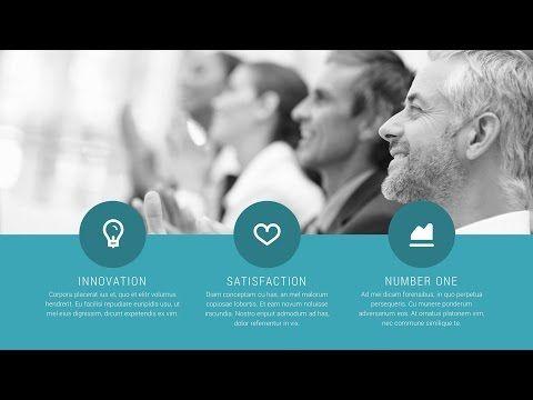 Sirius - Free PowerPoint Template - YouTube