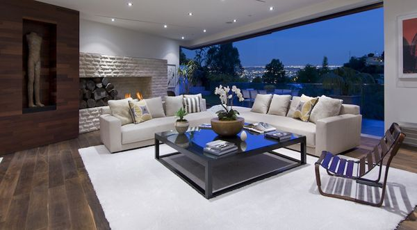 Home In Pasadena By Meridith Baer Home Living Room Design Modern