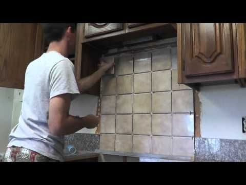 How To Install Granite Countertops On A Budget Part 6