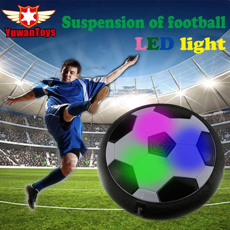 Air Power Soccer Disc Hover Ball with LED lights