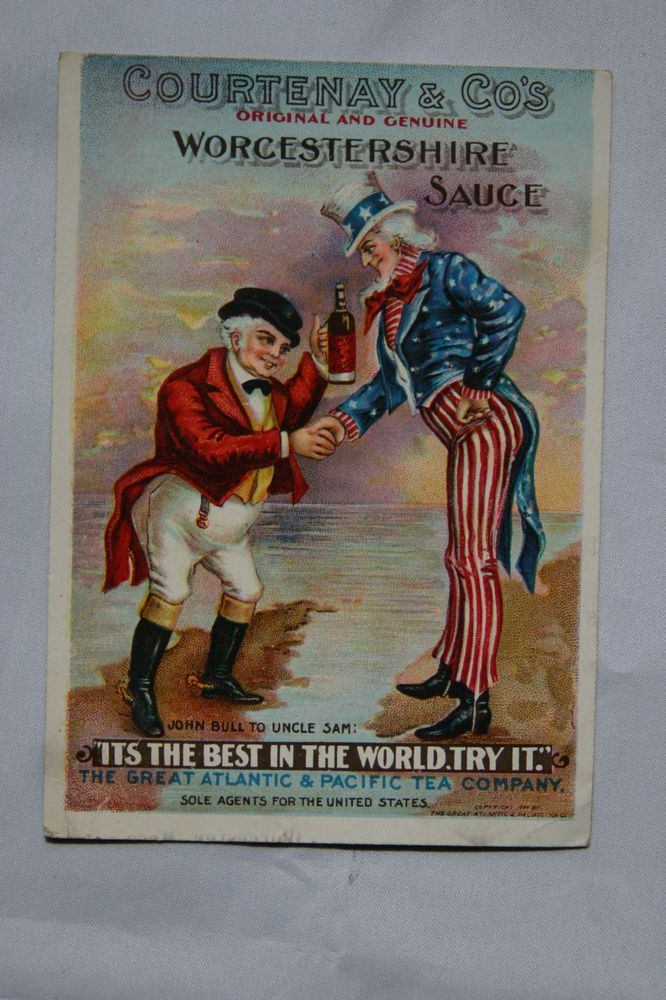 Uncle Sam & John Bull Courtenay & Co's Original and ...
