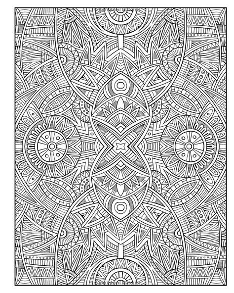 Another Cool Detailed Stress Relieving Pattern That We Absolutely Love Hope You Do To Geometric Coloring Pages Detailed Coloring Pages Mandala Coloring Pages