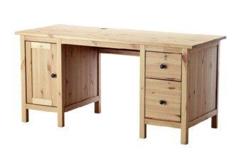 המנס שולחן כתיבה 65 155 חום בהיר Hemnes Ikea Hemnes Desk Desk Light