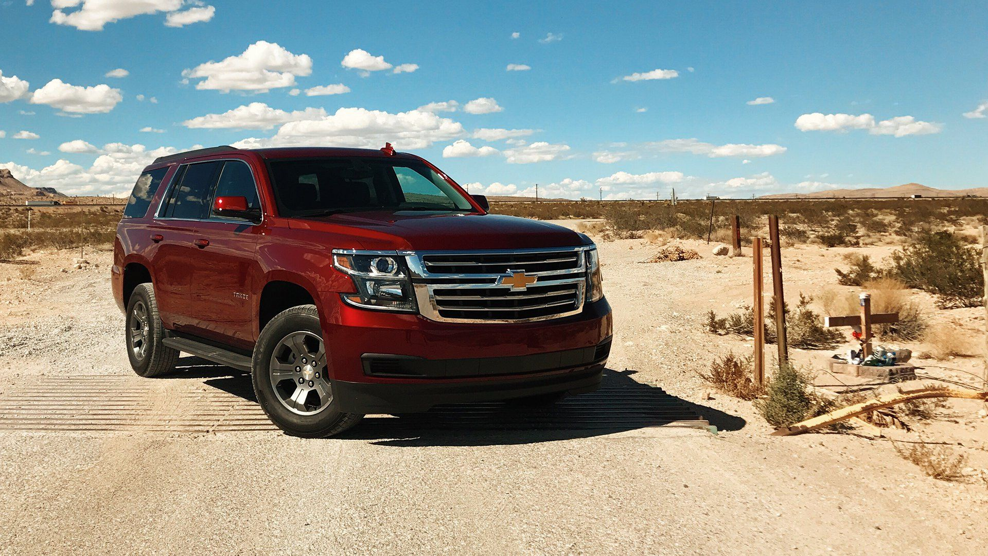 Up Where We Belong The 2018 Chevy Tahoe Custom Conquers The High Desert Of Nevada Chevy Tahoe Tahoe Chevy