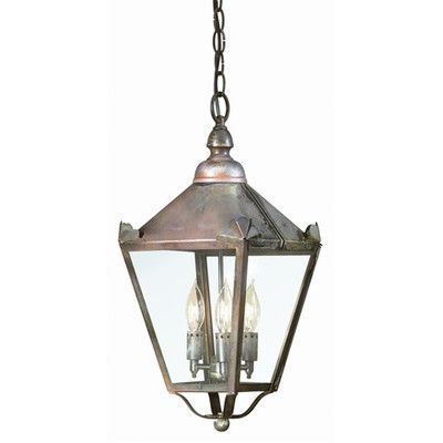 Troy Lighting Preston 3 Light Hanging Lantern Wayfair With Images Outdoor Hanging Lanterns Outdoor Hanging Lights Troy Lighting