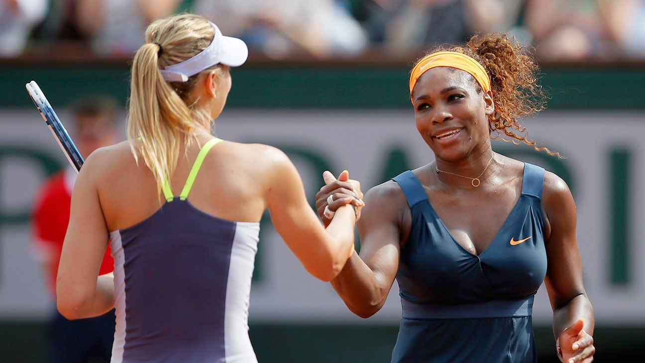 Tennis girls sisters Williams caught doping with the sanction of WADA 13.09.2016 8