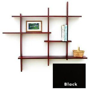 Deluxe Four Level Floating Shelf Amazon Com Deluxe Four