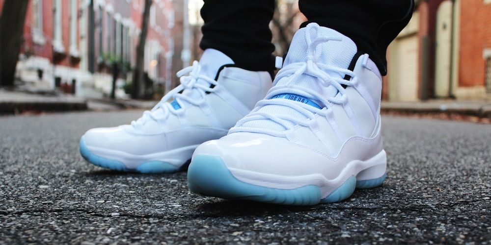 reputable site 2889c 5bd2a Air Jordan 11 'Legend Blue' (KICKS) | Air Jordan 11s ...