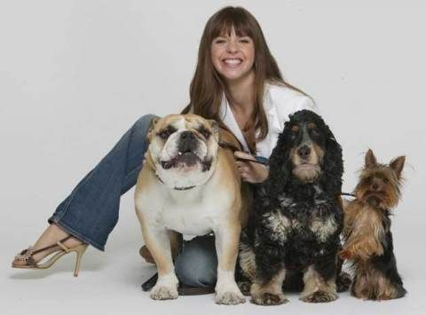Victoria Stilwell Shows You A Game To Use With Your Dog Or Puppy