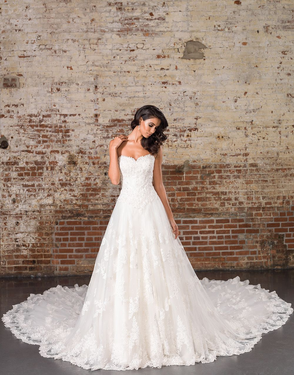Justin Alexander signature wedding dresses style 9860 | Ball gowns ...