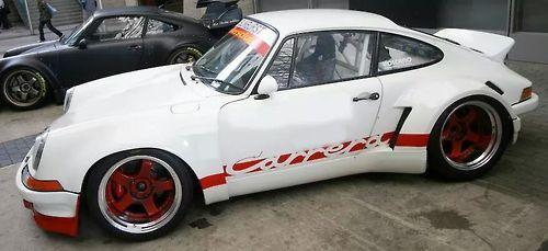 porsche 911Carrera RSR