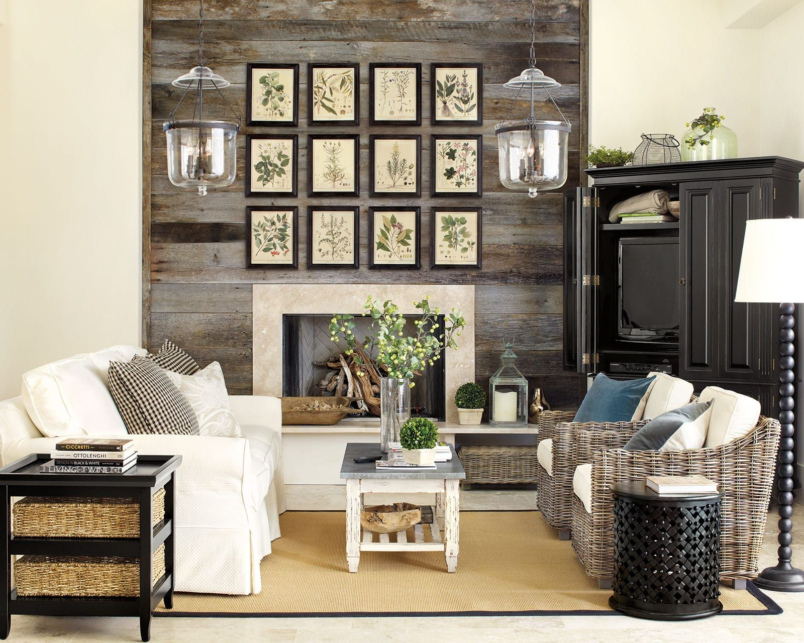 6 Tips For Mixing Wood Tones In A Room Dark Wood Living Room