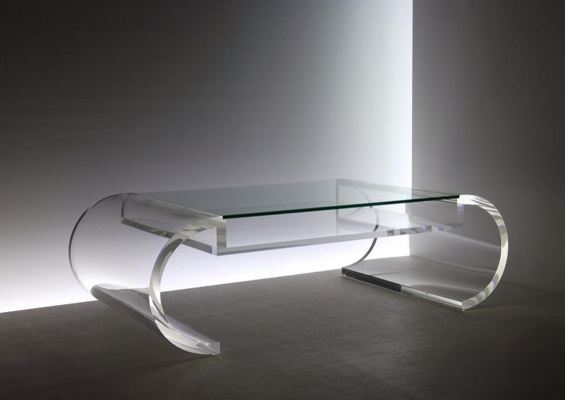 Custom Acrylic Coffee Tables Custom Contemporary Furniture Lighting And Interiors Acrylic Coffee Table Coffee Table Contemporary Coffee Table [ 794 x 1122 Pixel ]