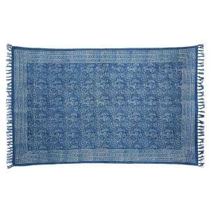 Batik Handwoven Area Rug