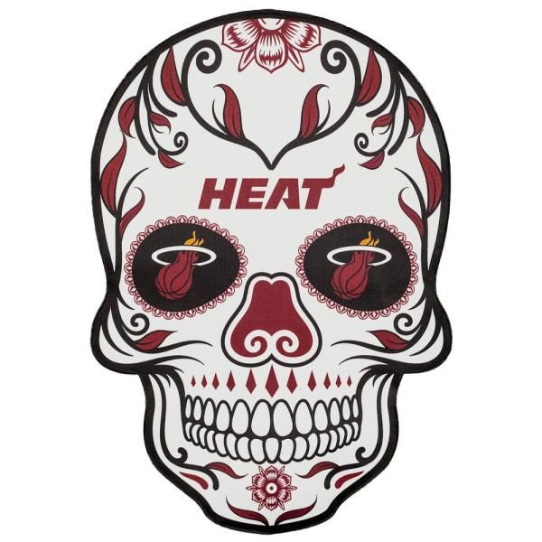 Applied Icon NBA San Antonio Spurs Outdoor Skull Graphic