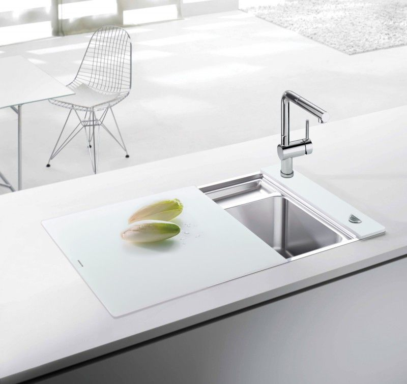 The Ultimate Space Saving #kitchen #sink!