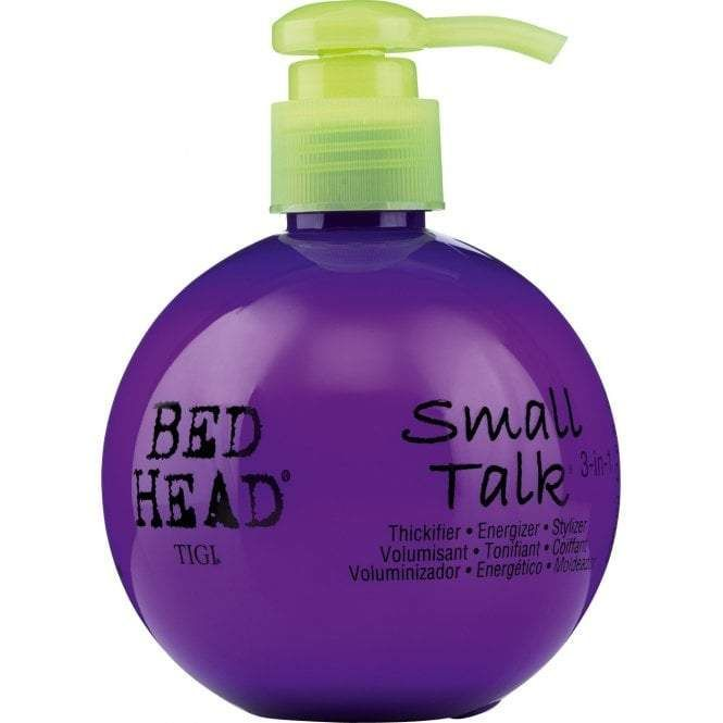 Photo of TIGI Bed Head Small Talk Thickening and Volumizing Hair Styling Cream 240ml #240…