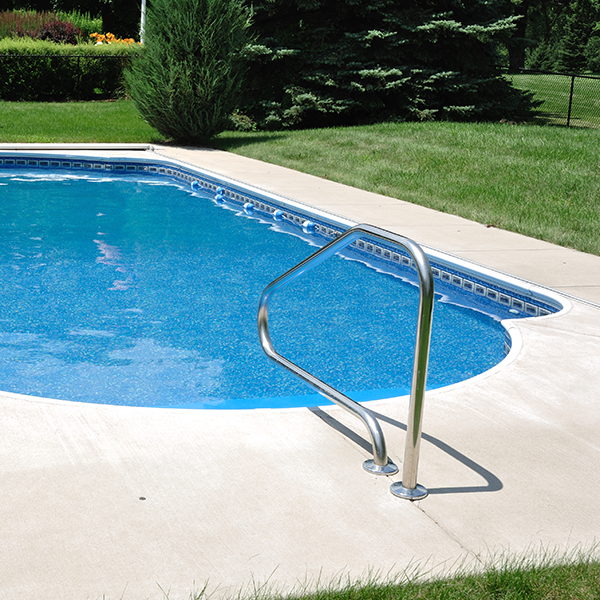 What Would Happen If I Drain All The Water Out Of My In Ground Pool In 2020 In Ground Pools Pool Vinyl Pool