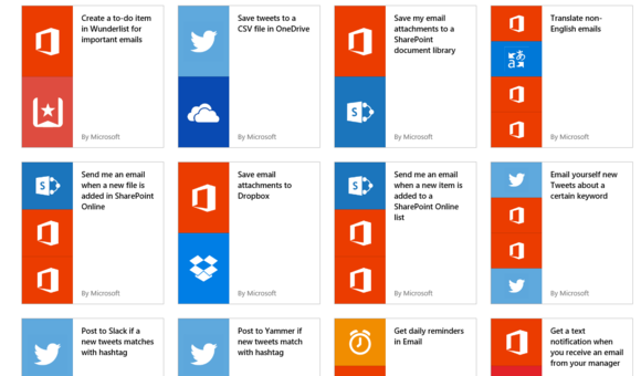 Microsoft develops IFTTT rival called Flow for connecting