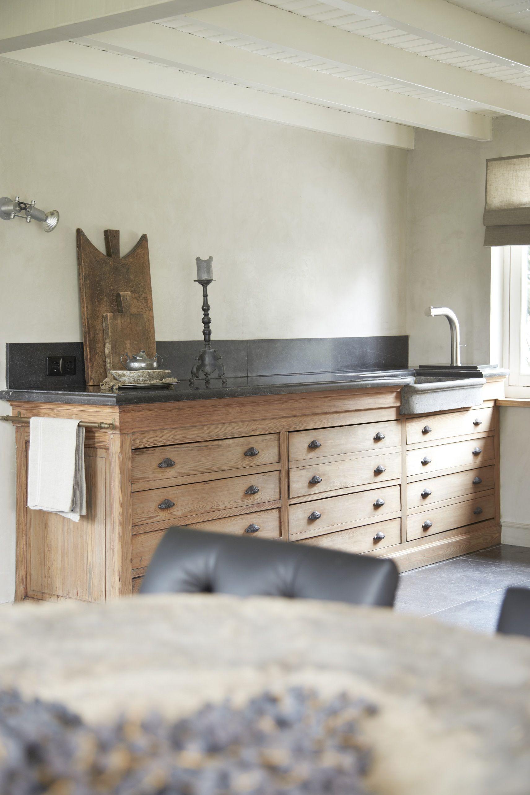 Beautiful sober kitchen perfect kitchen pinterest kitchen