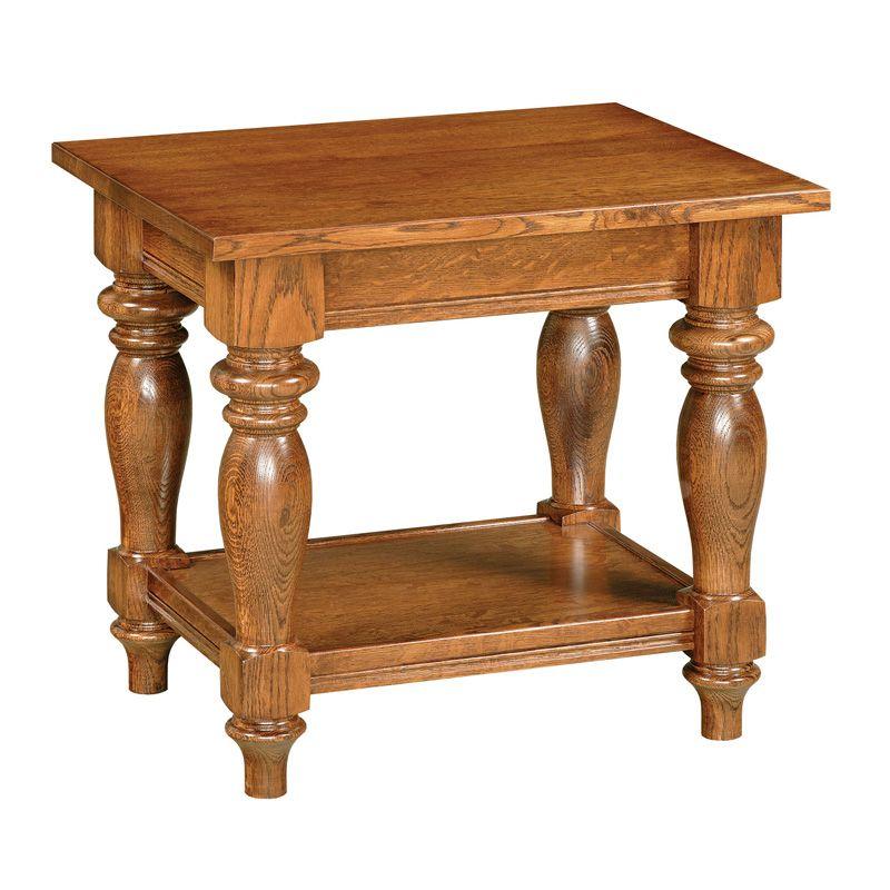 Wonderful Amish Harvest End Table   Amish Furniture   Shipshewana Furniture Co.