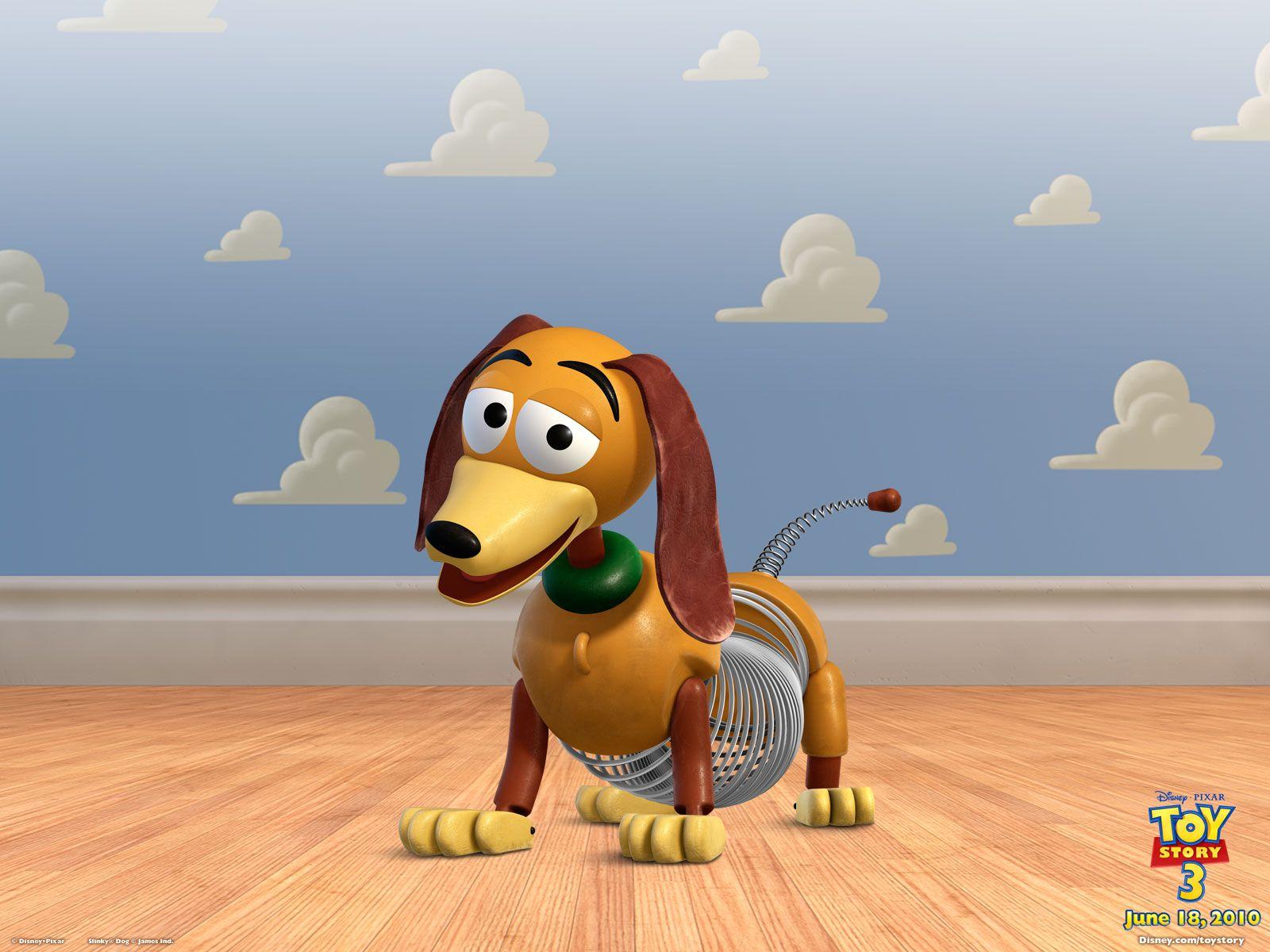 Slinky Dog Toy Story 2 Photo (30185782) Fanpop after