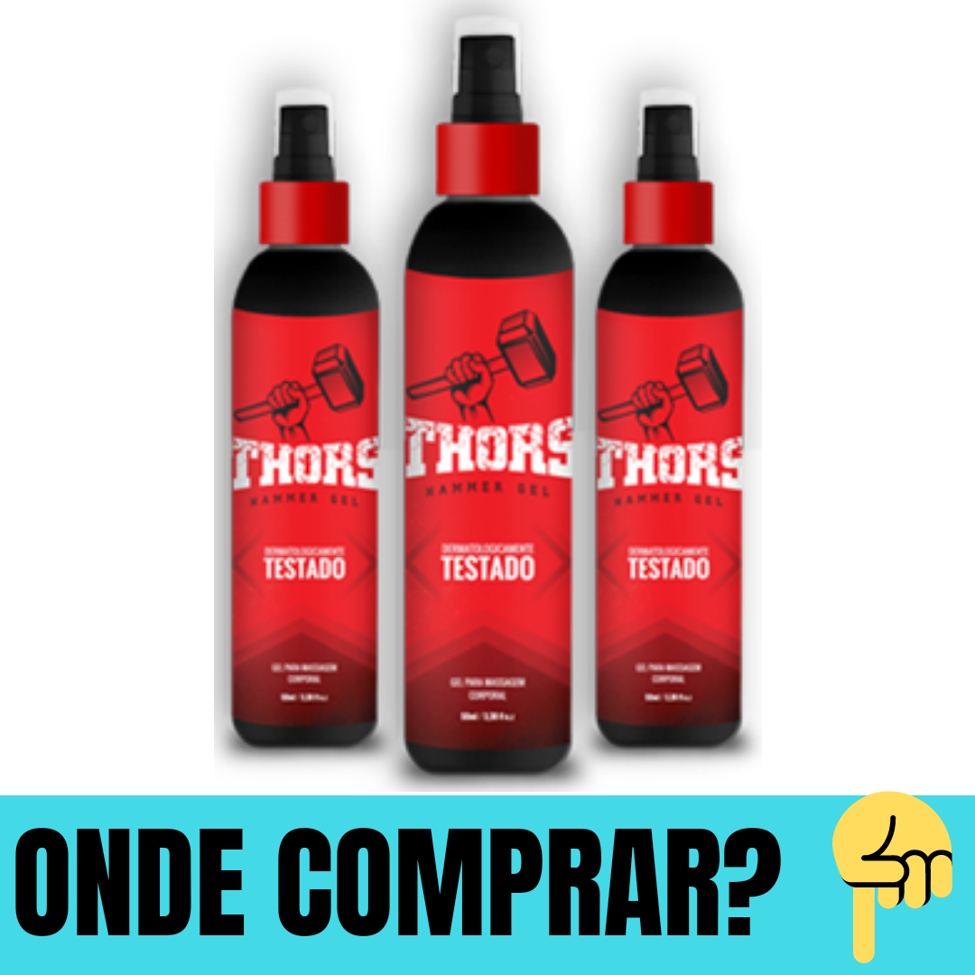 thors hammer gel com