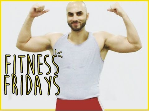 Fitness Friday Motivation Chest workout