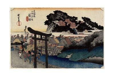 Japanese Art Canvas Art And Posters At Art Com Japanese Art Sale Artwork Art