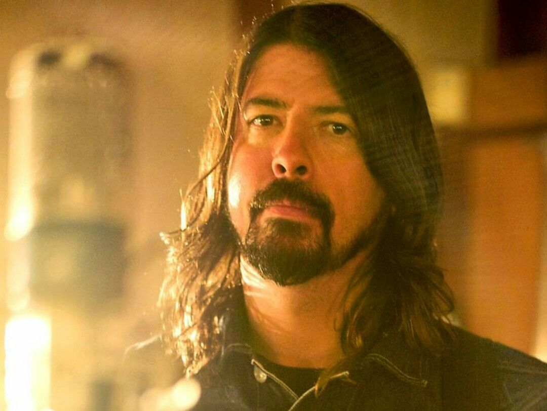 Dave Grohl nowadays - Foo Fighters