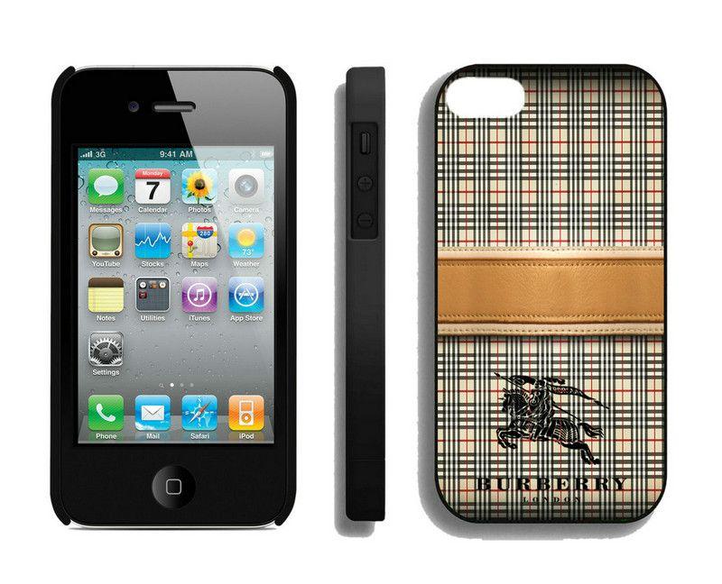 Burberry iPhone 4/4S Case 009 $28